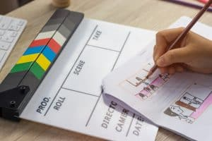 blog - what are the 3 stages of video production